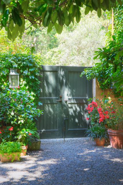 Garden House eclectic-landscape