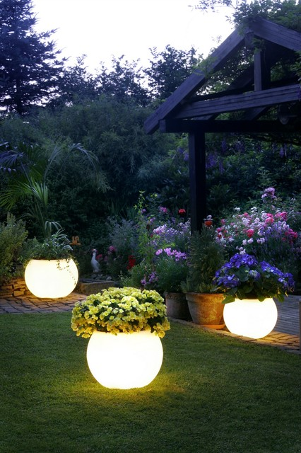 Garden Lighting Contemporary Landscape by Certified Lighting