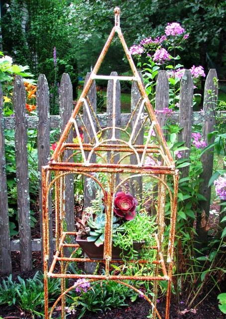 Garden Ornament eclectic-landscape