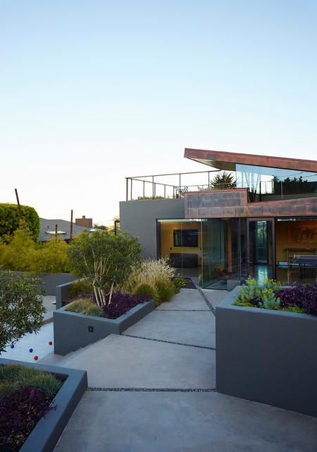 Garden Pavilion contemporary-landscape