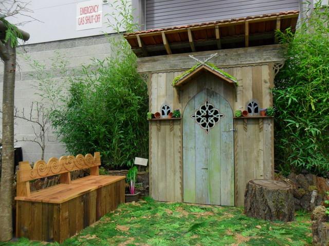 ... Garden Sheds Portland Oregon By Garden Shed Eclectic Landscape Portland  By Plan It ...