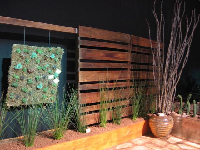 Garden Shows eclectic-landscape