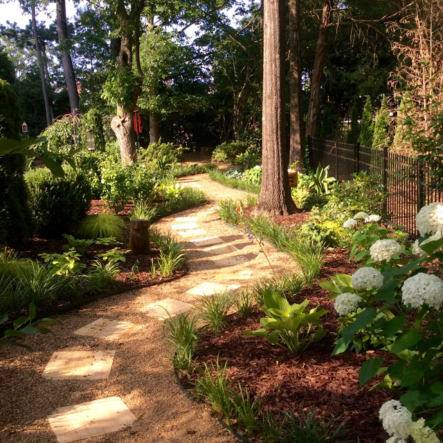 Garden viewpoints eclectic landscape charlotte by for Garden design llc