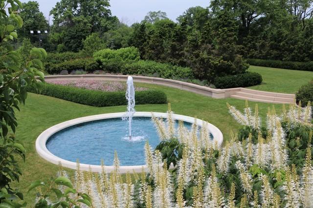Garden Walks Eclectic Chicago By Rosborough