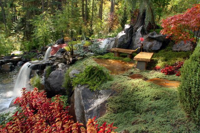 Gardens eklektisk-traedgaard