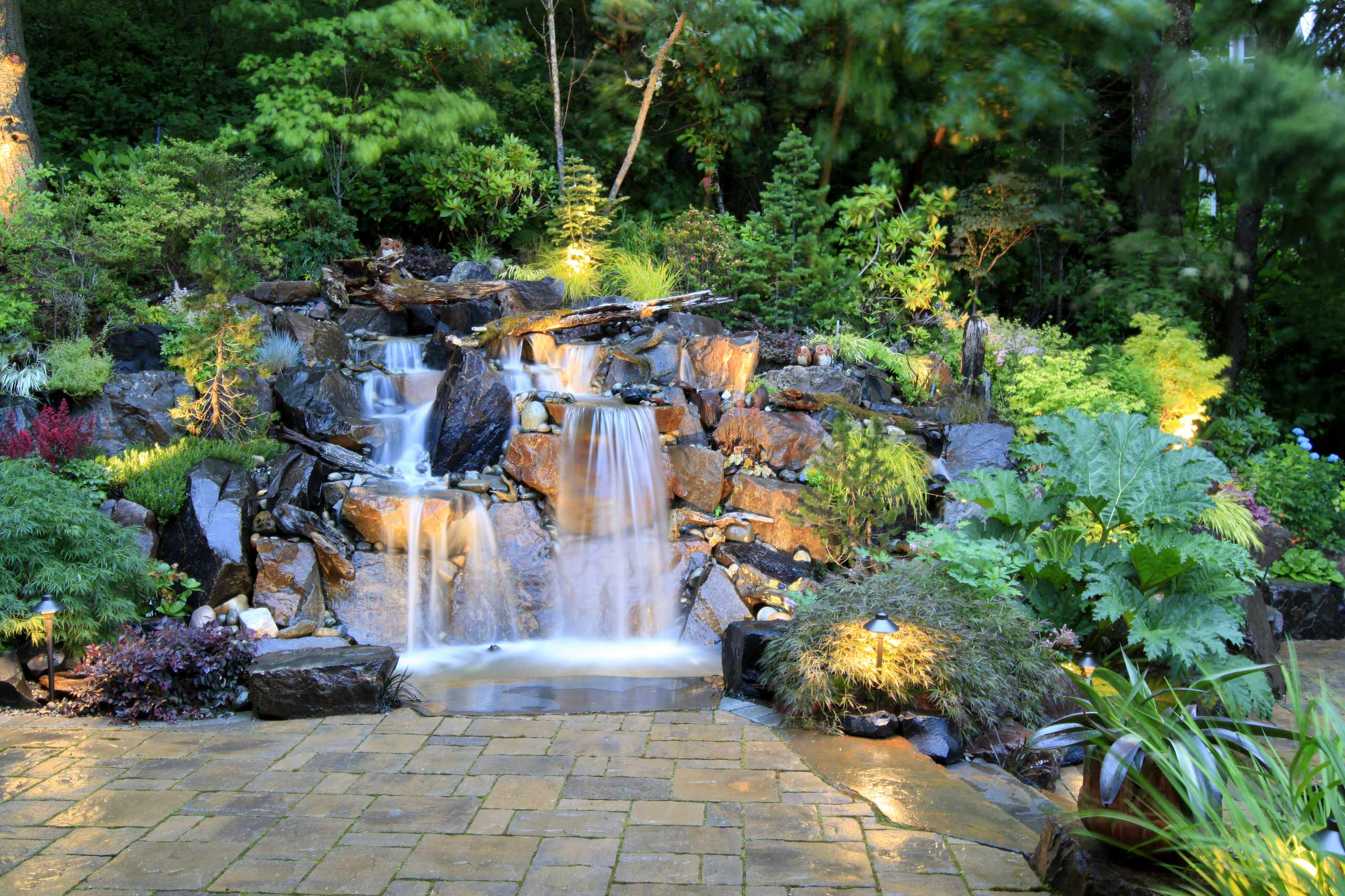75 Beautiful Waterfall Pictures Ideas January 2021 Houzz