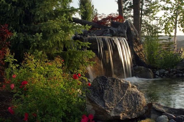 Gardens eclectic-landscape