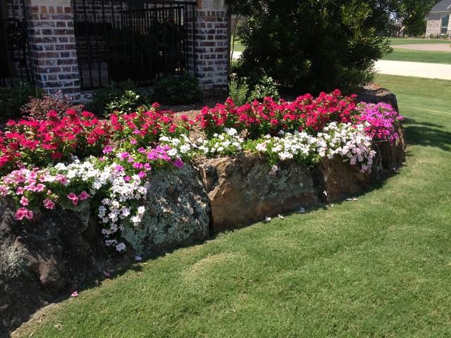 Gardens Of Dave R Williams Custom Homes Prosper Texas