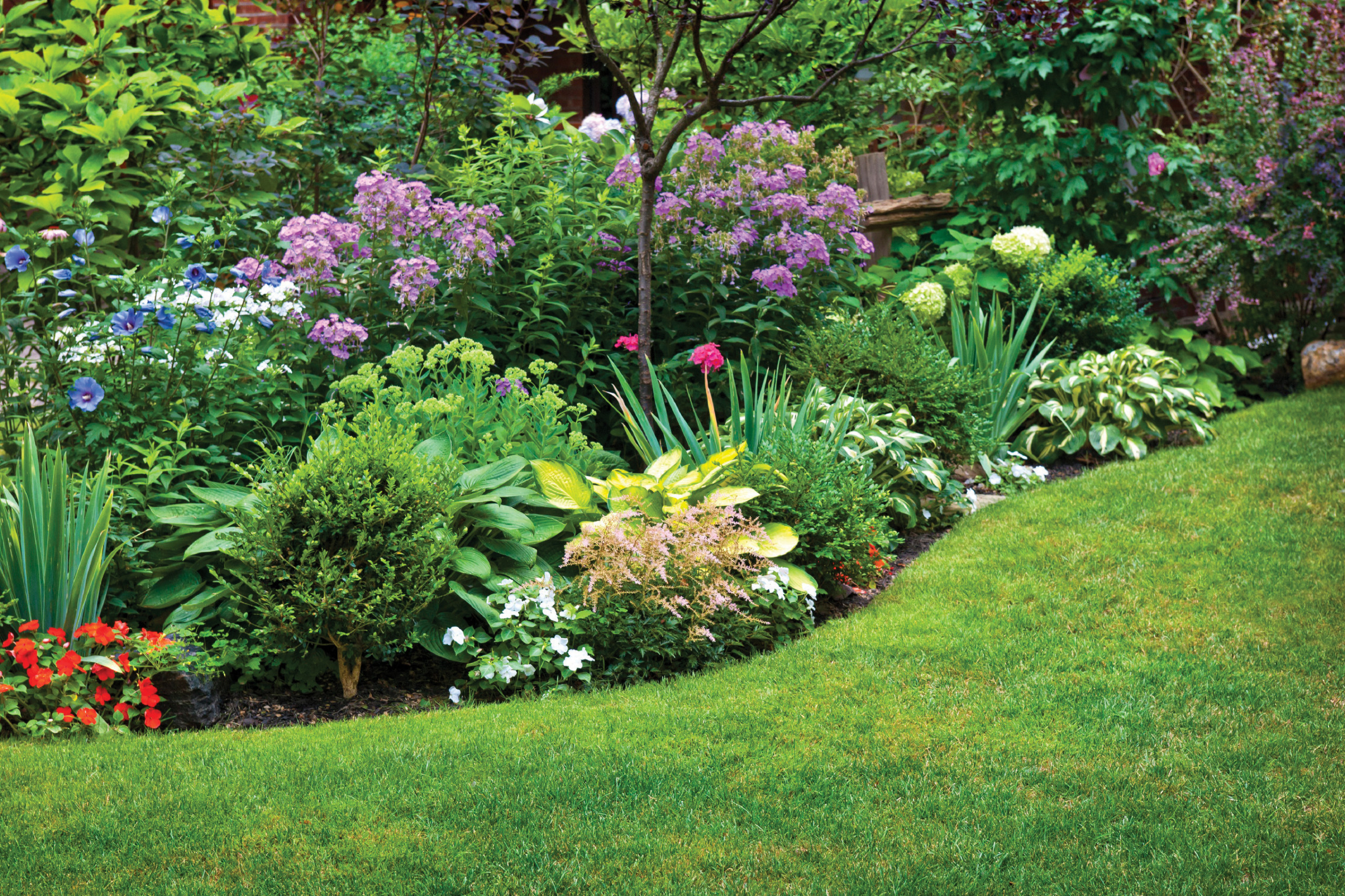 75 Beautiful Flower Bed Pictures Ideas March 2021 Houzz