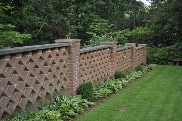 Gates Fences And Walls Mediterranean Landscape Atlanta By