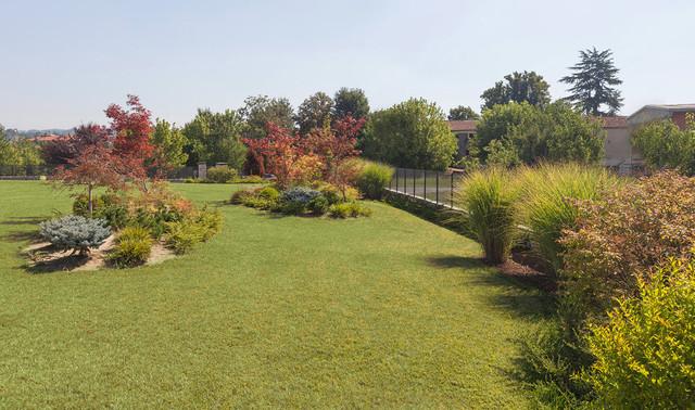 Giardini moderno for Giardini moderni foto