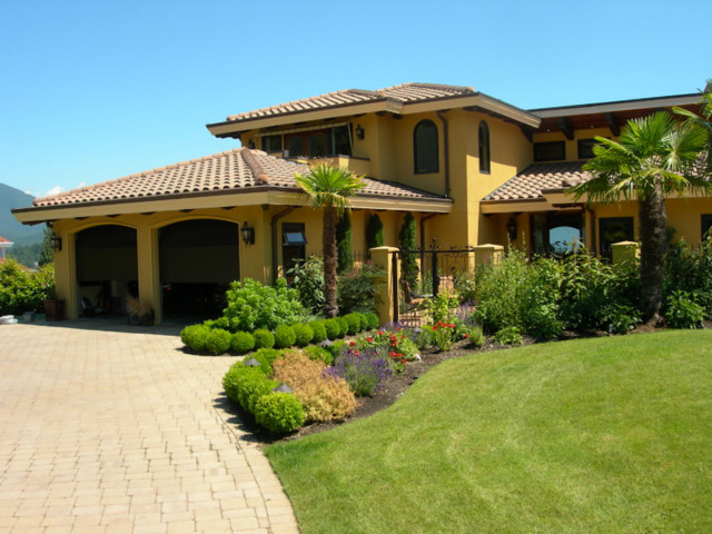 Gibsons bc project for Bc landscape architects