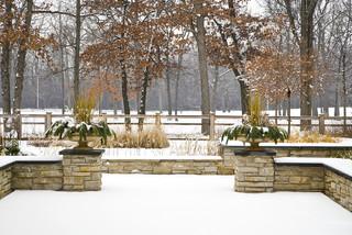 Glencoe Residence Winter 3 landscape