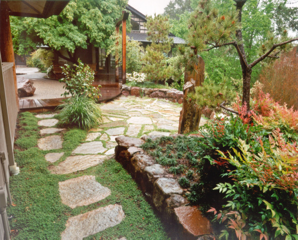 Goodman Landscape Design Asian Landscape san
