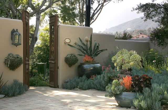 Grace Design Associates eclectic-landscape