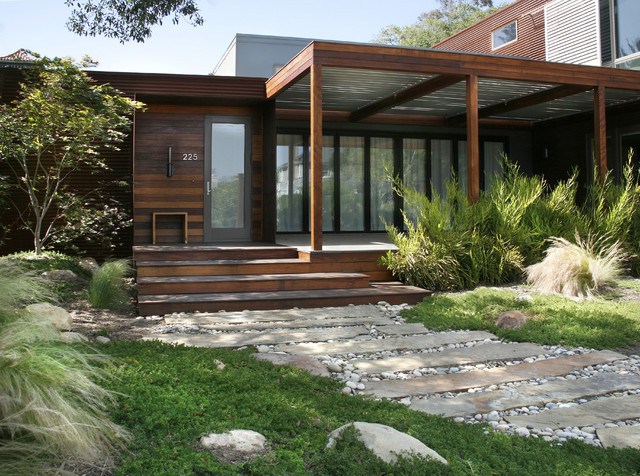 Grace Design Associates contemporary landscape
