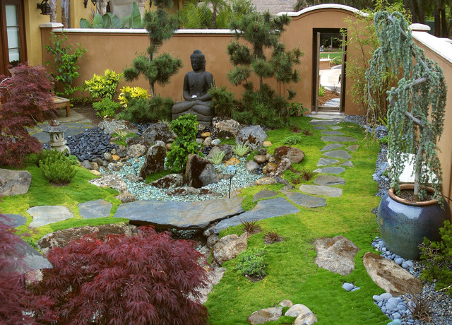 Grace Design Associates asian landscape