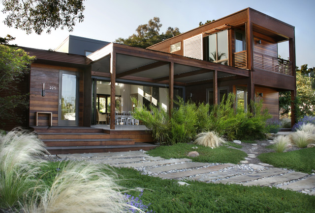 Grace Design Associates contemporary-landscape