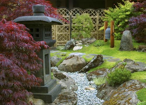 Zasady tworzenia ogrodu japońskiego