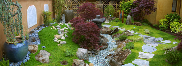 Grace Design Associates asian-landscape