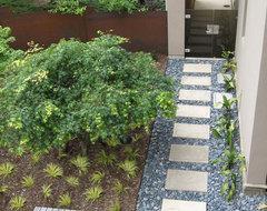 Grass Terraces contemporary-landscape