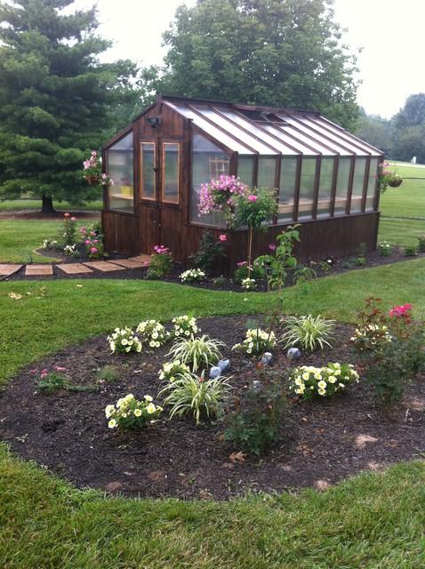 Greenhouse landscape