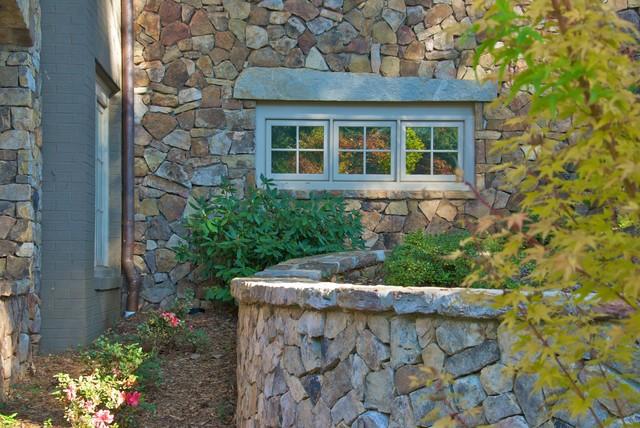 Greenville Luxury Custom Home traditional-landscape