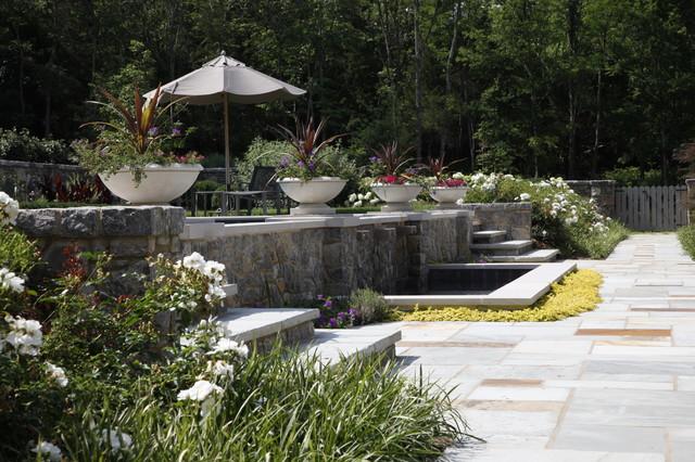 Grey rock farm traditional landscape nashville by for Grey rocks for landscaping