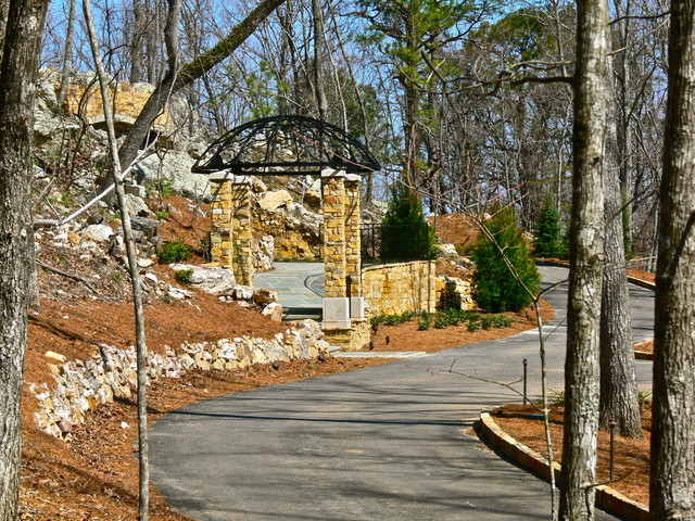 Greystone Crest - Private Residence - Lot 18 contemporary-landscape