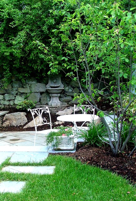 Grotto garden traditional landscape boston by for Garden grotto designs