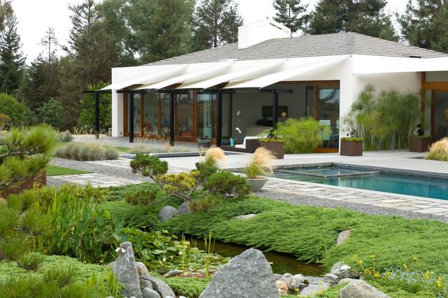 Exceptionnel Grounded   Modern Landscape Architecture Modern Landscape