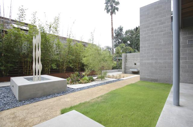 Grounded Modern Landscape Architecture Modern