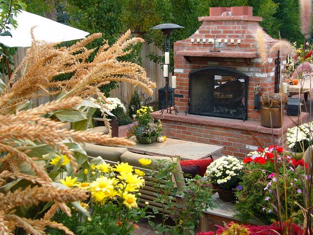Hamling Residence traditional-landscape