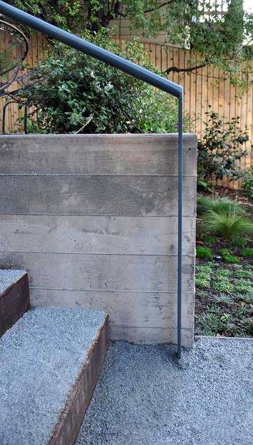 Handrail modern-landscape