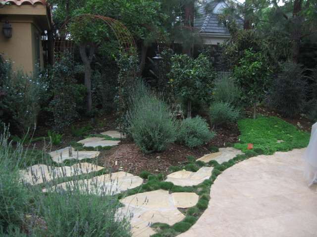 hardscape contemporary landscape los angeles by stout design