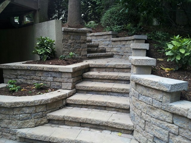 rb landscaping llc landscape contractors