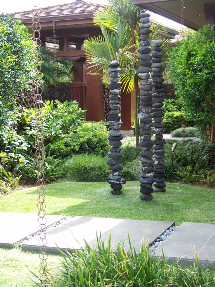 Hawaii Island Landscaping Tropical Landscape Hawaii By Loriann Gordon Landscape Architect Llc