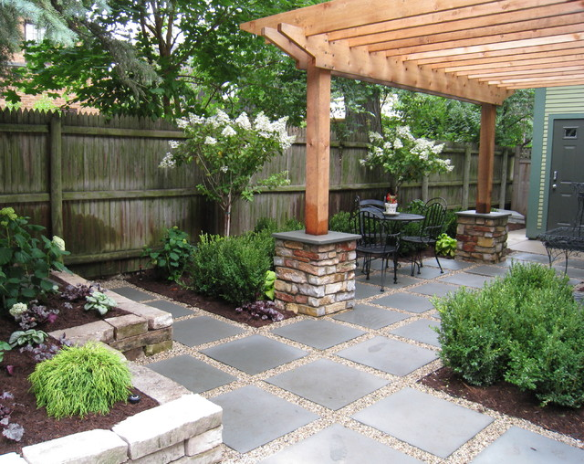 Heffernan landscape design for Landscape design chicago