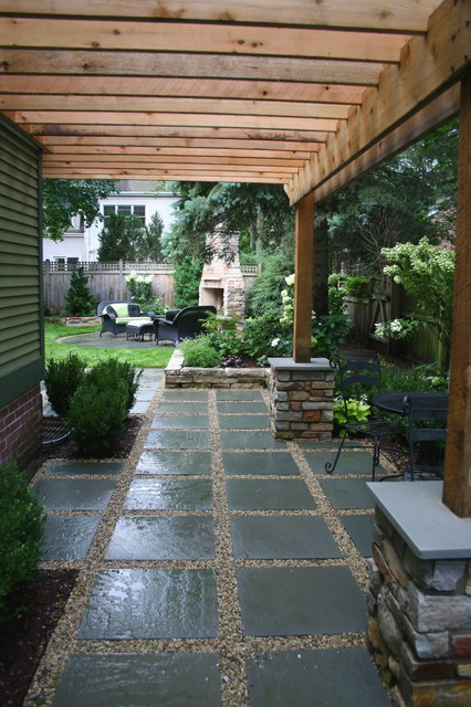 Heffernan Landscape Design contemporary landscape