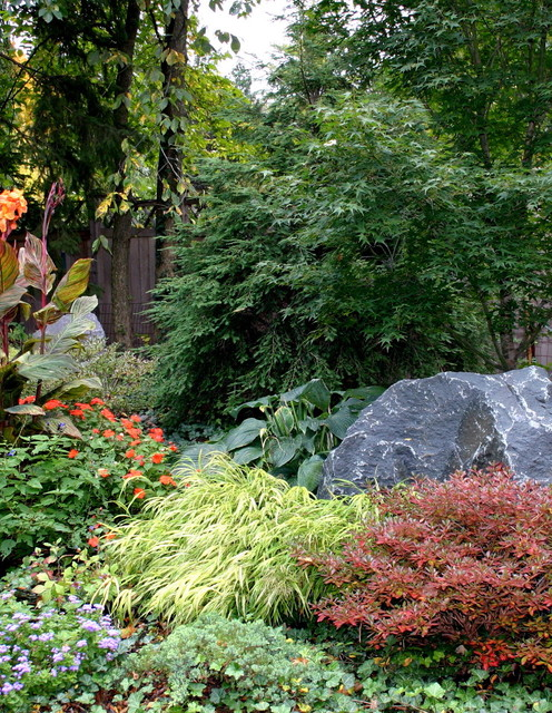 Heffernan Landscape Design traditional landscape