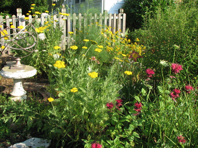 Herb garden traditional landscape richmond by for Garden design questions