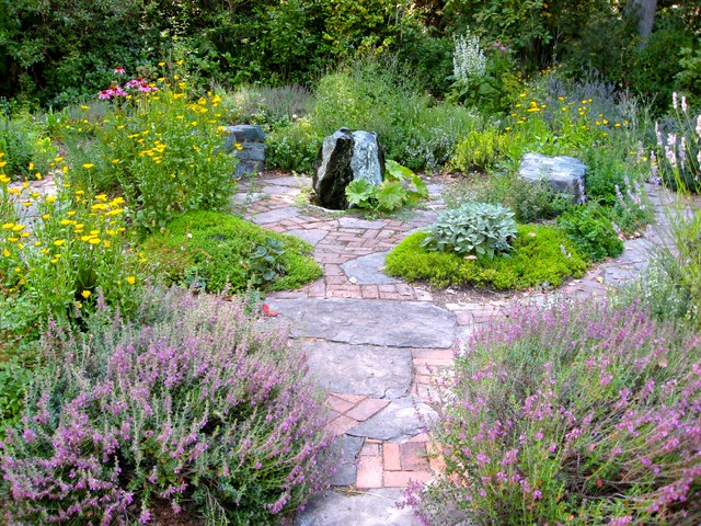 Landscaping With Herbs : Landscape architects designers