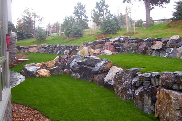 Hiawian Boulder Terrace Landscape Denver By Bear