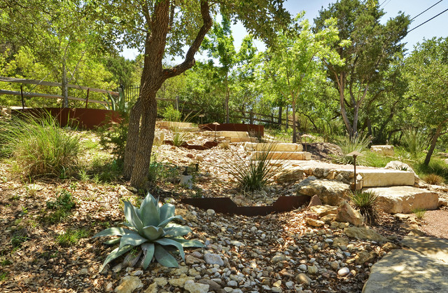 Texas hill country design ideas joy studio design for Country landscaping ideas