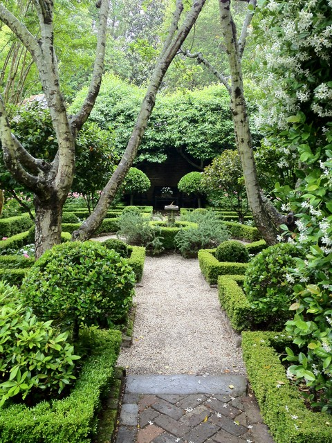 Historic Charleston Courtyard Traditional Landscape Other By Dargan Landscape Architects