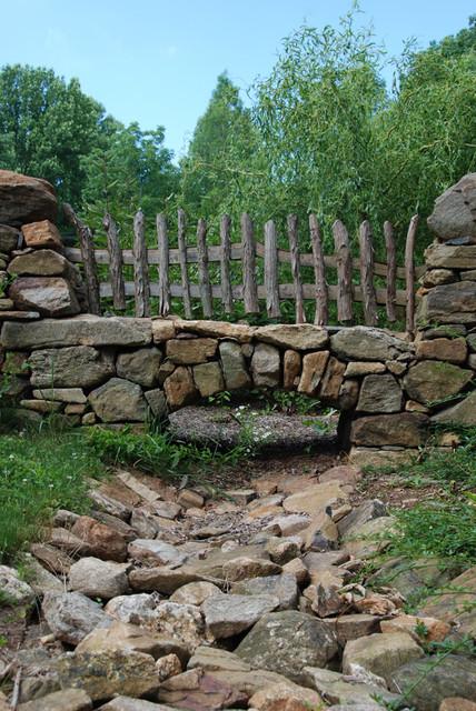 Hobbit House Rustic Landscape Philadelphia By