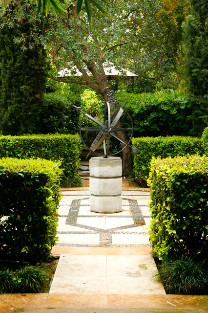 Holladay mediterranean landscape los angeles by for Italian garden design