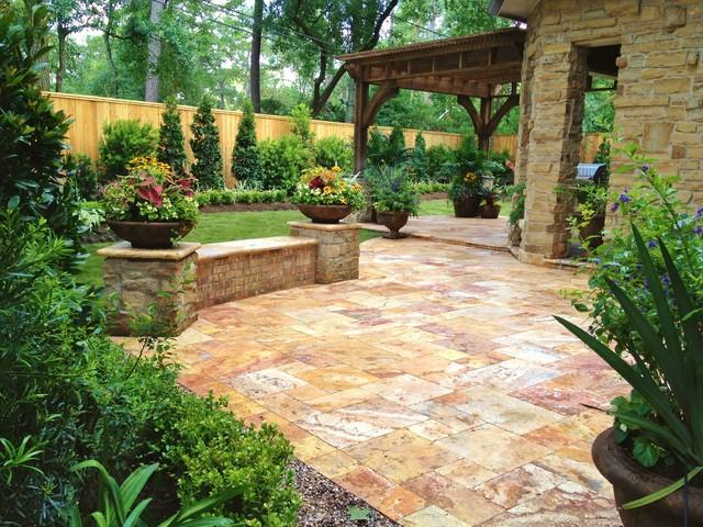 Home and Garden Design Magazine - Top 100 Designers Portfoio Texas traditional-landscape