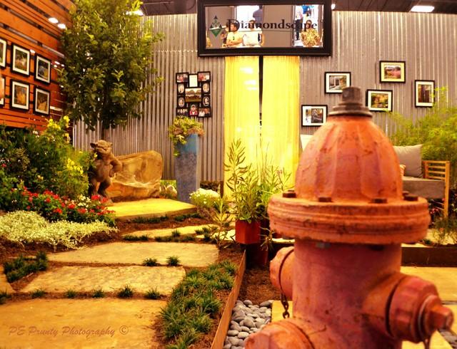 Home And Garden Show Ecl Ctico Jard N Austin De