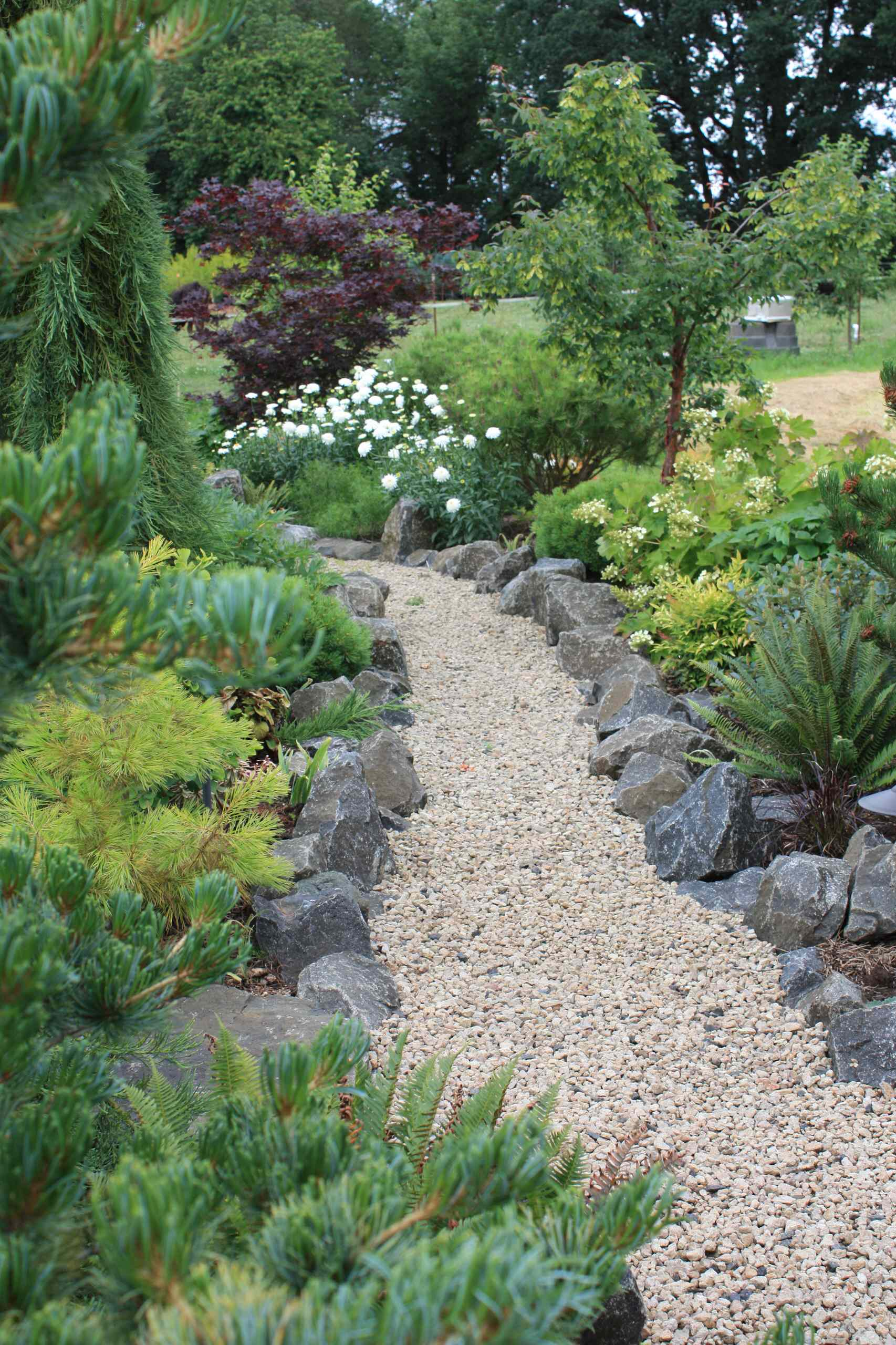75 Beautiful Gravel Landscaping Pictures Ideas Houzz